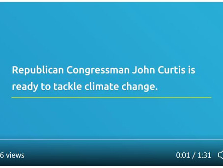 John Curtis climate events