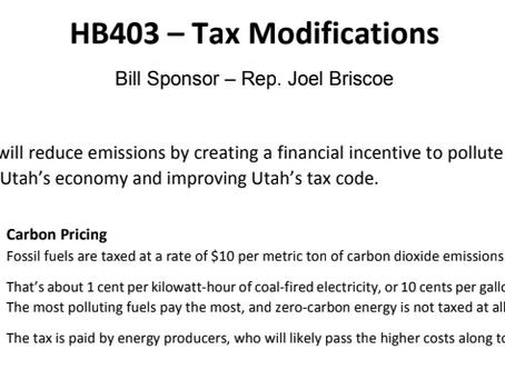 HB403 lobbying materials