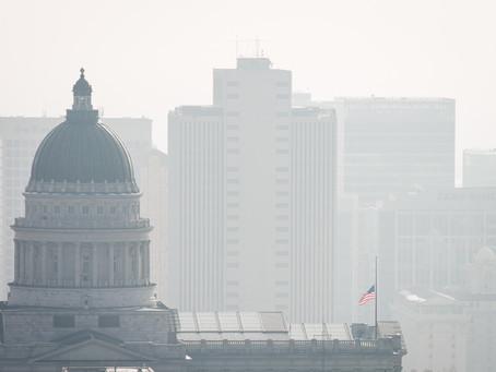 Deseret News air quality survey