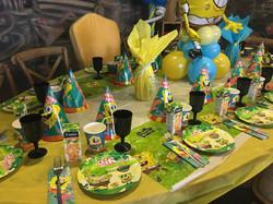 Организираме детски партита