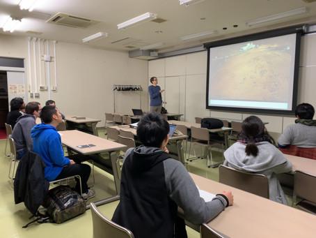 特別講演会@流体研 地熱貯留層モデリングの最適化