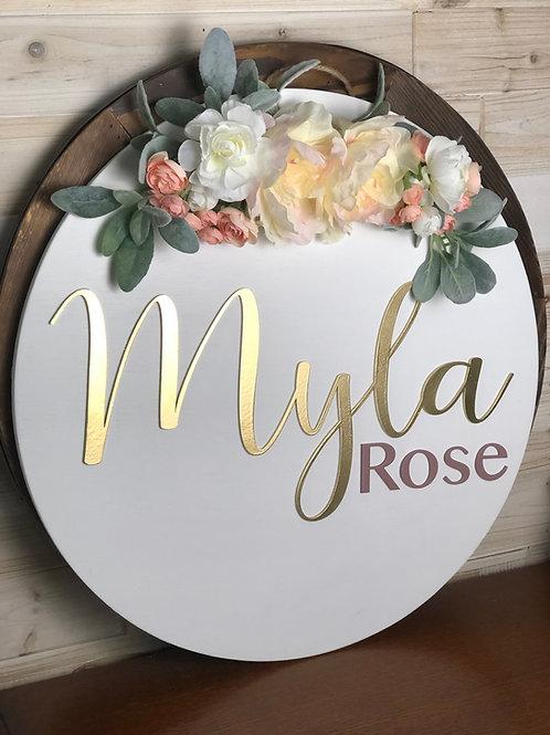 Custom Name Designs