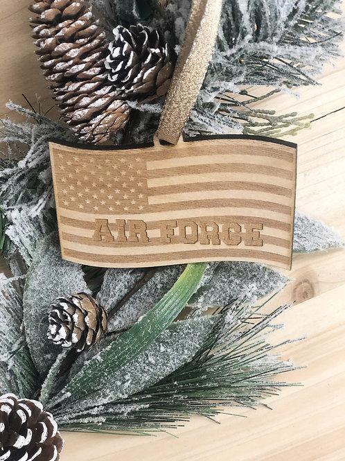 U.S Military Ornaments