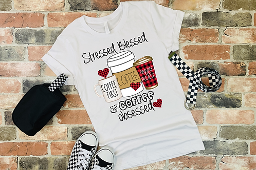 Coffee Obsessed Shirt