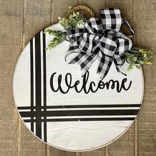 Farmhouse Welcome