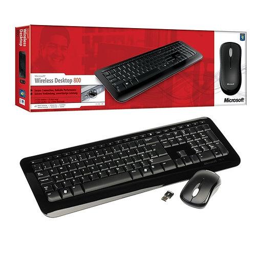 Wireless desktop 800 Microsolt