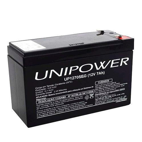 Bateria Selada 12v 7ah Unipower