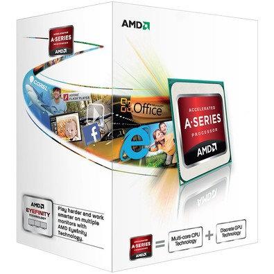 Processador AMD A4 4000 Dual-Core 3.0GHz (3.2GHz