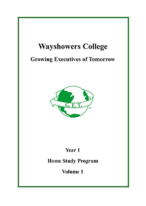 GET Home Study Program HARD COPY