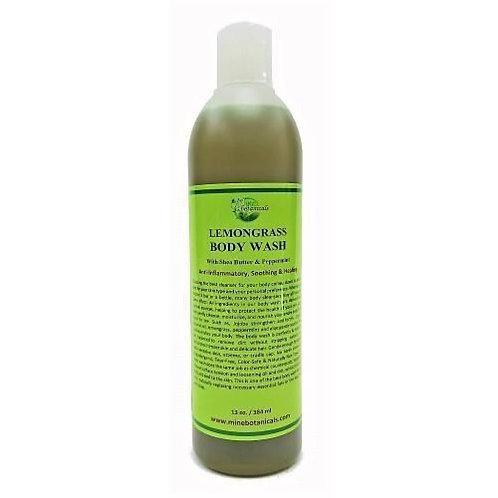 Lemongrass Body Wash