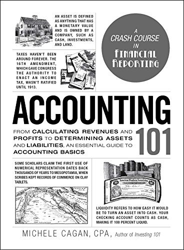 Accounting 101: From Calculating Revenues and Profits