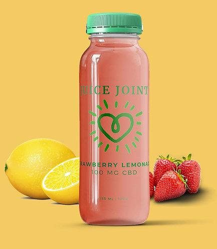Strawberry Lemonade 100Mg