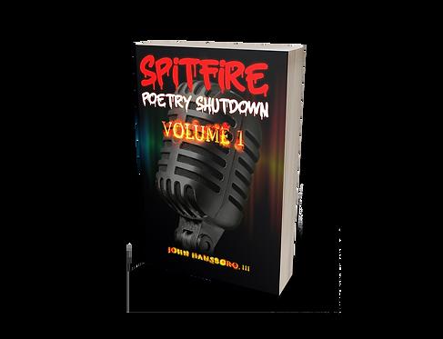 Spitfire Poetry Shutdown Volume 1