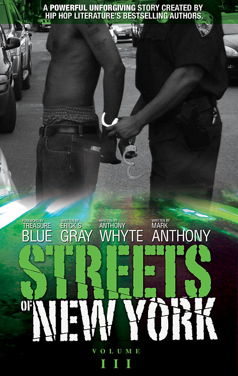 Streets of New York Volume 3