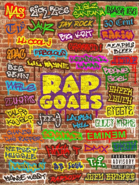 Rap Goals A 365-day Guide to Success