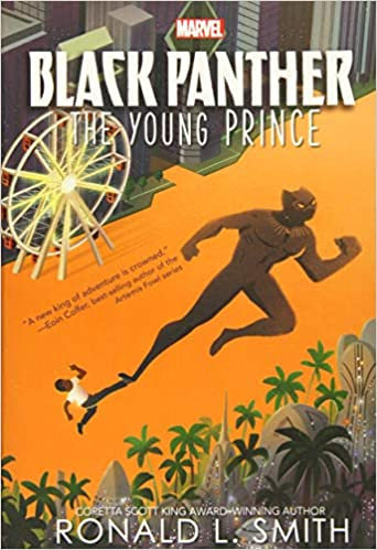 Black Panther The Young Prince-Young Reader