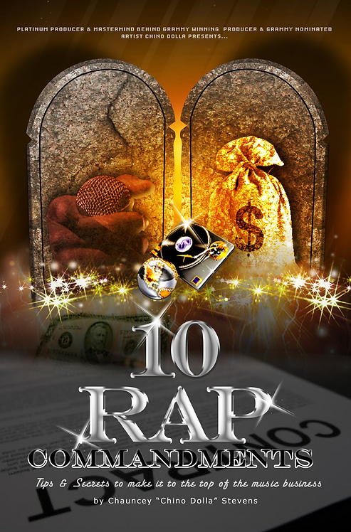 10 Rap Commandments