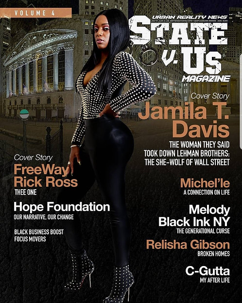 State Vs Us Magazine