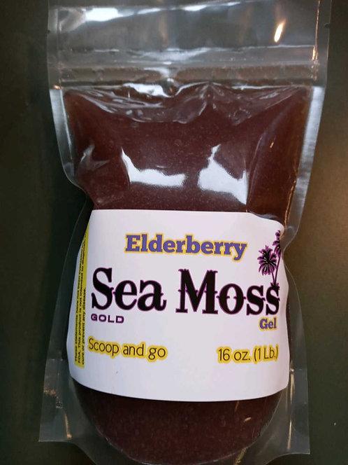 Sea Moss Elderberry