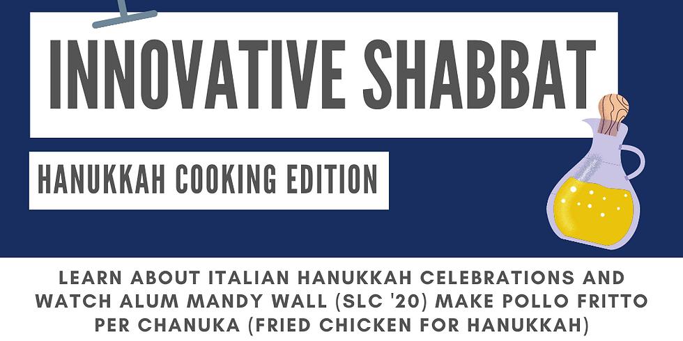 Innovative Shabbat