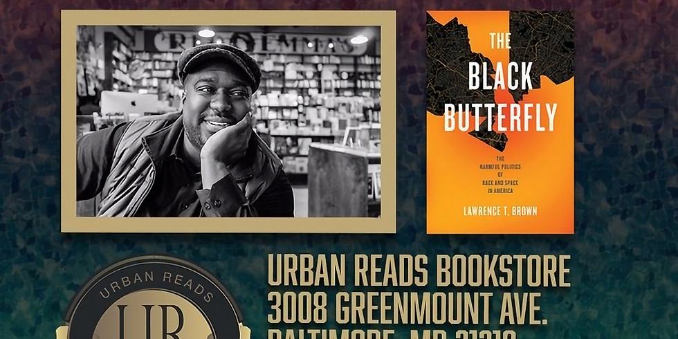 The Black Butterfly Book Signing
