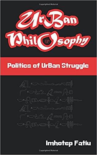 UrBan Philosophy: Politics of UrBan struggle