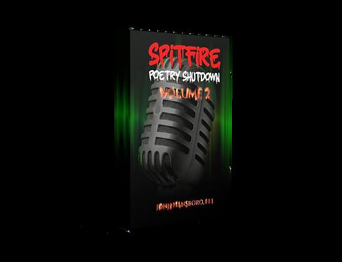 Spitfire Poetry Shutdown Volume 2