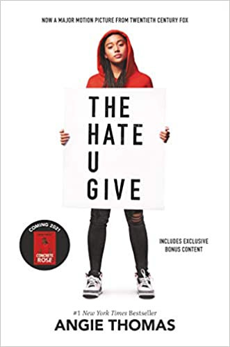 The Hate U Give-Hardcover