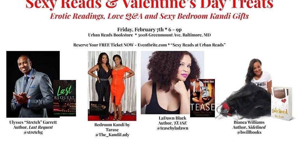 Sexy Reads & Valentine's Day Treats