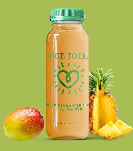 Mango Pineapple Ginger 100Mg CBD