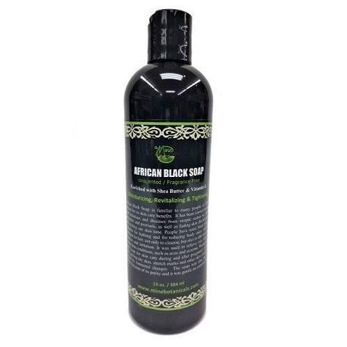 African Black Soap Unscented/Fragrance Free