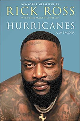Hurrucanes A Memoir
