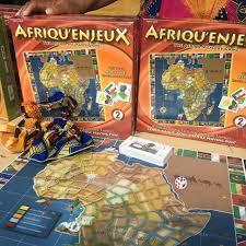 AFRIQU'ENJEUX The Africa Memory Game