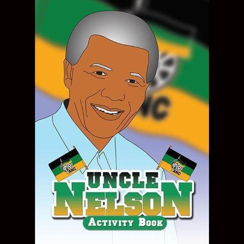 Uncle Nelson Activity Book