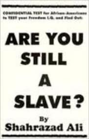 Are You Still a Slave?