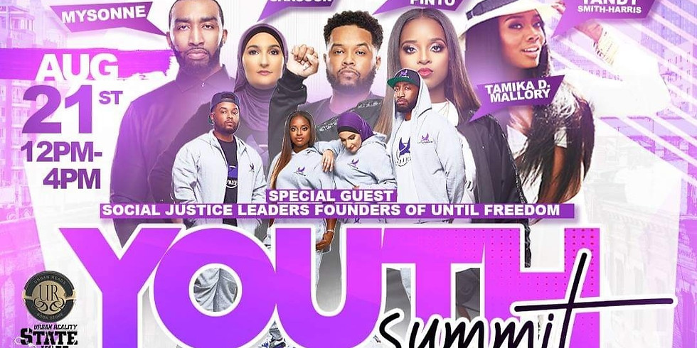 Youth Summit & Back To School Rally