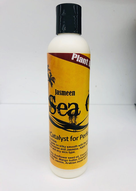 SEA MOSS GOLD INFUSED JASMEEN LOTION