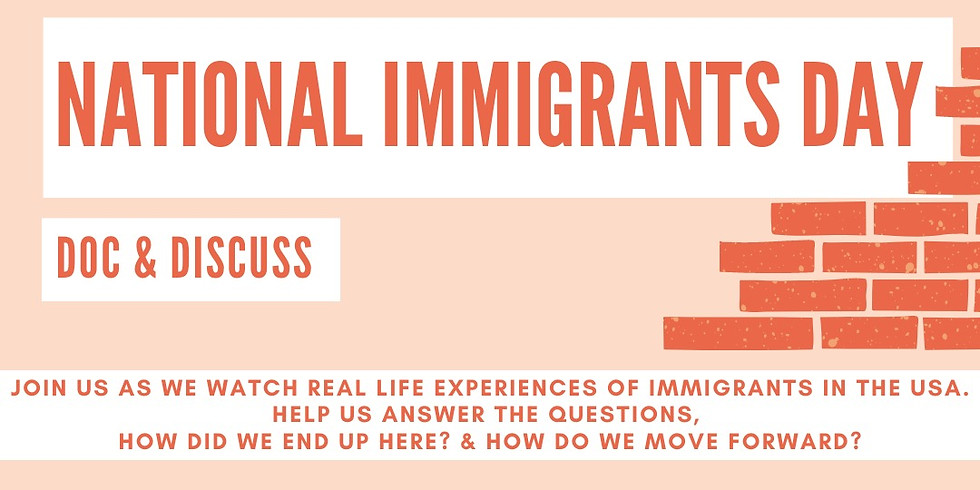 National Immigrants Day