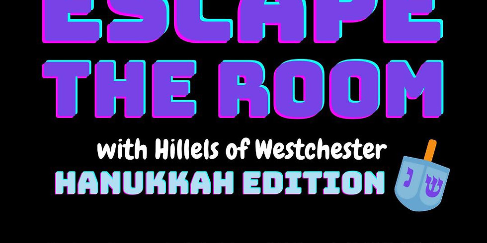 Escape The Room with Hillel of Westchester