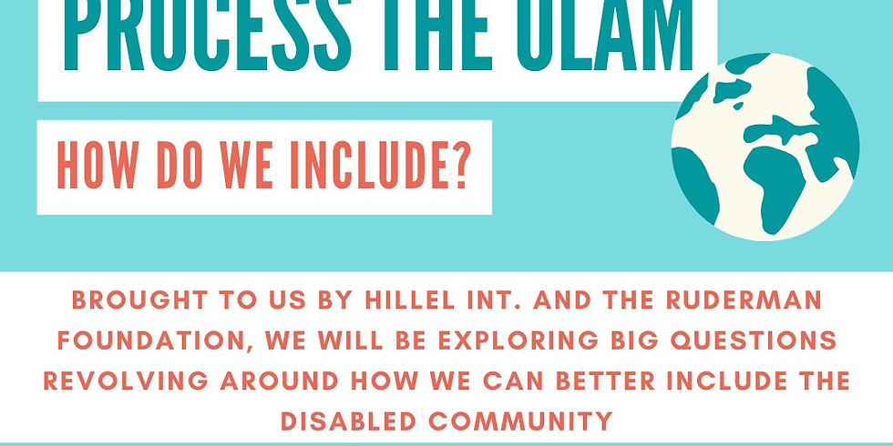 Process the Olam
