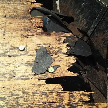Repair During Installation.