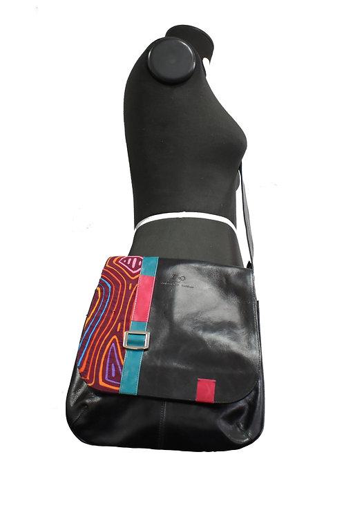 Bolso Negro+colores