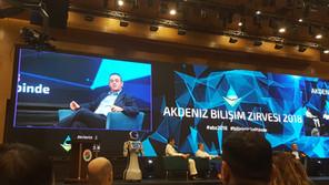 Cyber Medya Bilişim 4. Akdeniz Bilişim Zirvesindeydi.