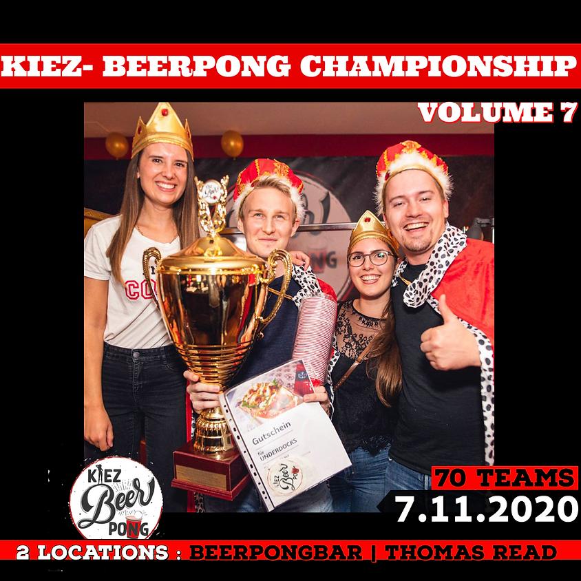 Kiez- Beerpong Championship