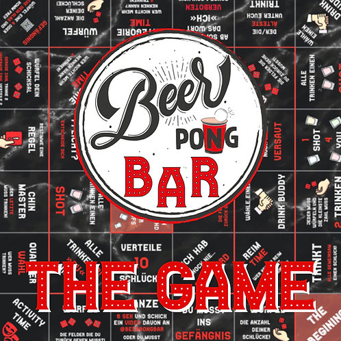 Beerpongbar - The Game