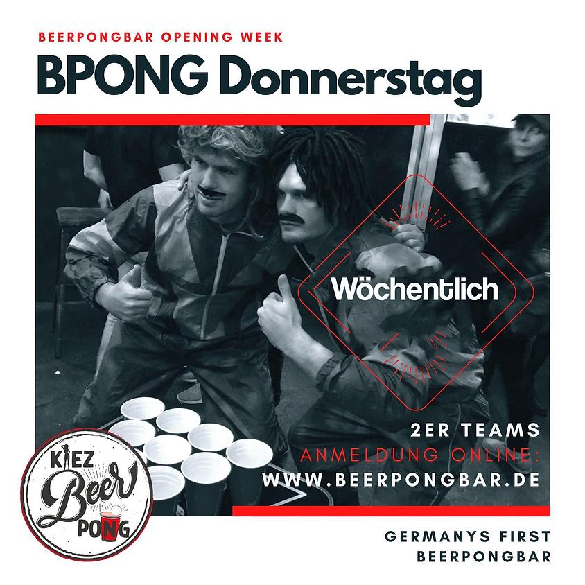 Beerpongdonnerstag- 08.10.20