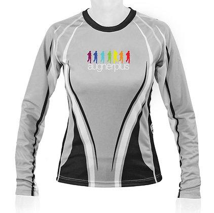 Runningshirt lang | Rundkragen