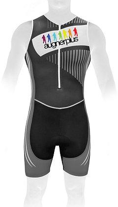 Triathlon BodyZip vorne | ärmellos