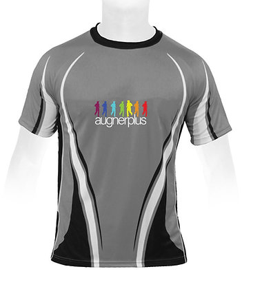 "Runningshirt ""Iso"" kurz | Rundkragen"