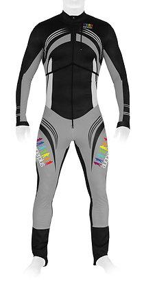 Skitouren Anzug lang | Zipper